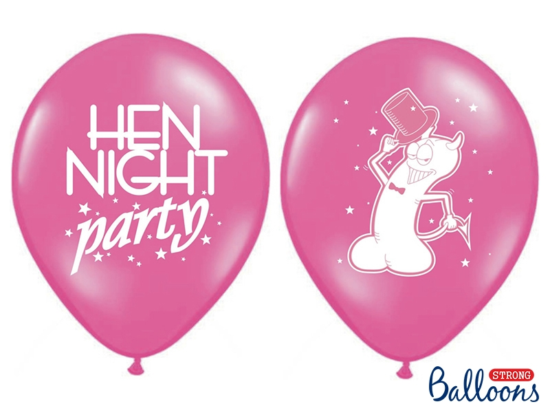 Balón Hen night party