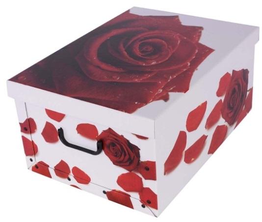 a61945017 Úložné boxy | Dekoračná krabica 3 | Výzdoba Roses Eshop