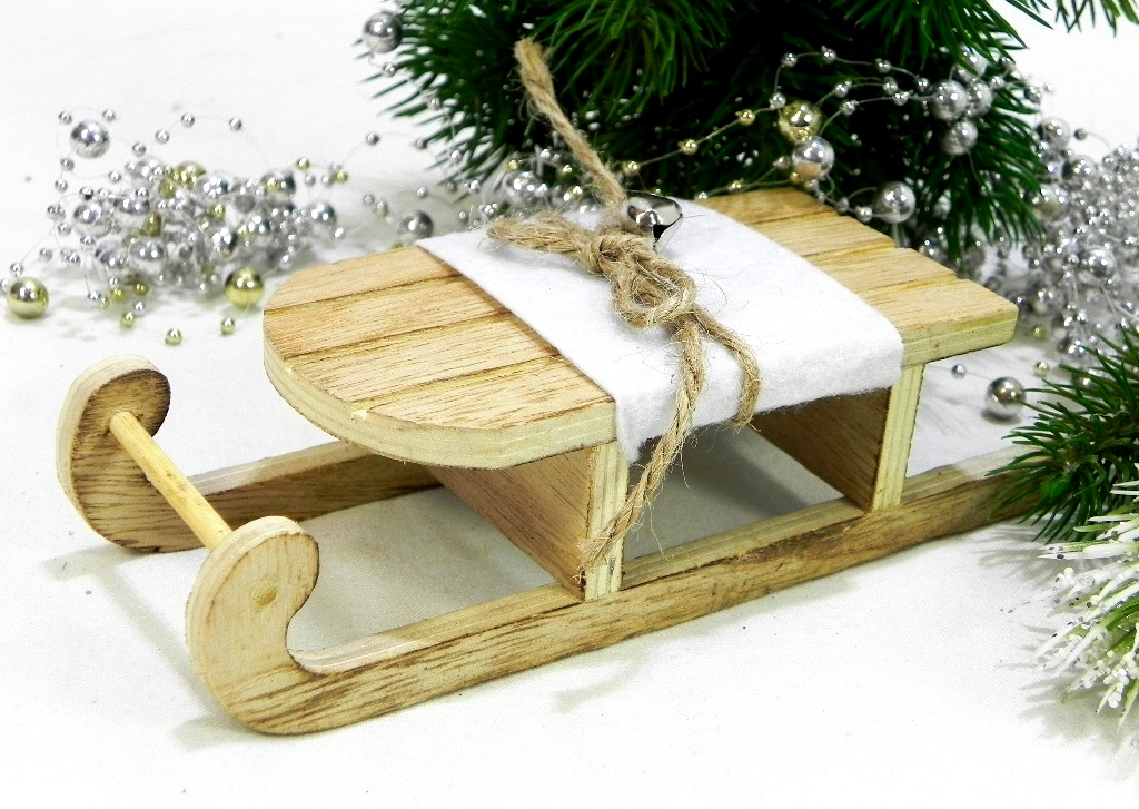 9578710ac Vianočné dekorácie -60% | Sane s rolničkou | Výzdoba Roses Eshop