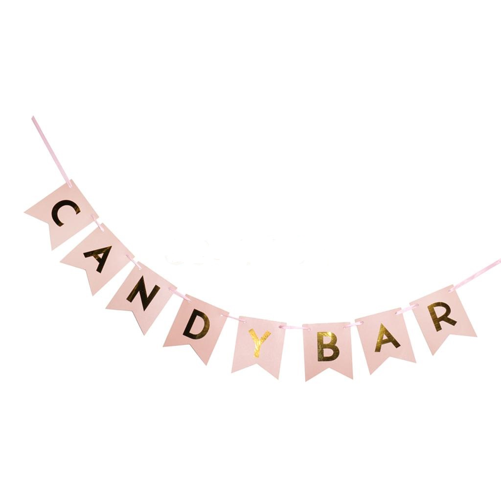 Girlanda Candy Bar